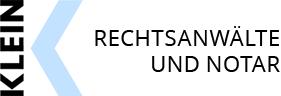 The logo for Kanzlei Sylvia Klein und Reinhard Klein
